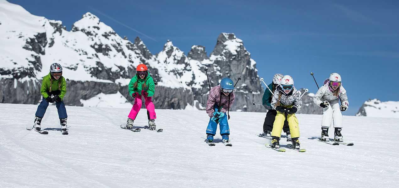 Skischule laax skifahren und snowboarden lernen for Smow gutschein