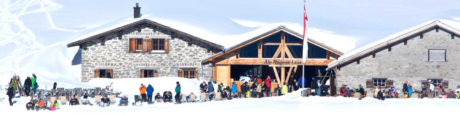 Skiing Snowboarding